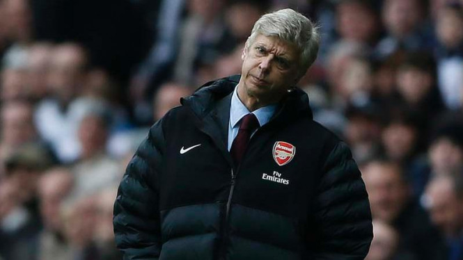 Manajer Arsenal, Arsene Wenger