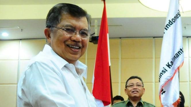 Ketua Umum PMI Jusuf Kalla