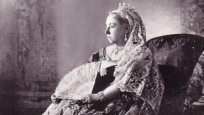 Mendiang Ratu Victoria dari Inggris