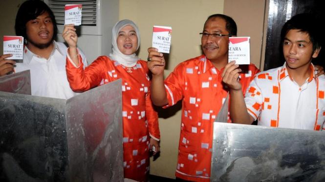 Pilkada Gubernur dan Wakil Gubernur Sulawesi Selatan