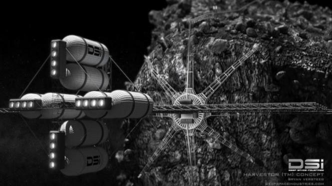 Rancangan pesawat ruang angkasa FireFly