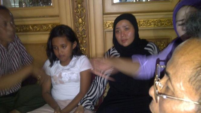 Nassar KDI, Nana dan Muzdalifah