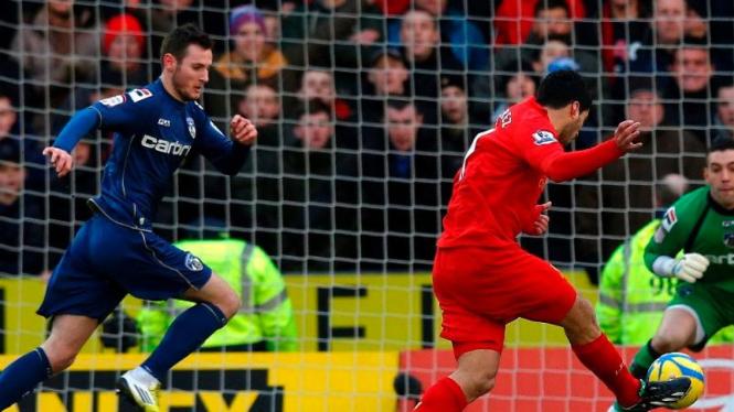 Liverpool vs Oldham Athletic