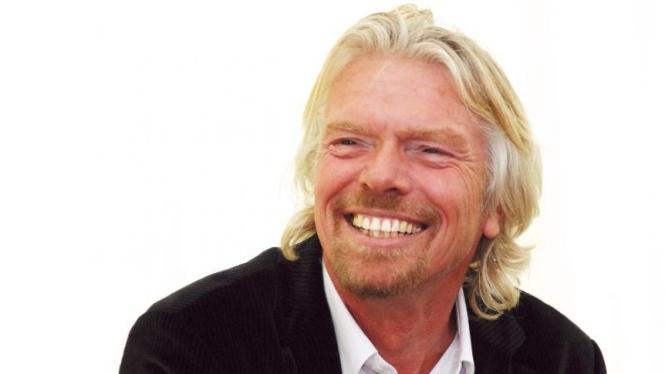 Pemilik Virgin Group, Richard Branson.