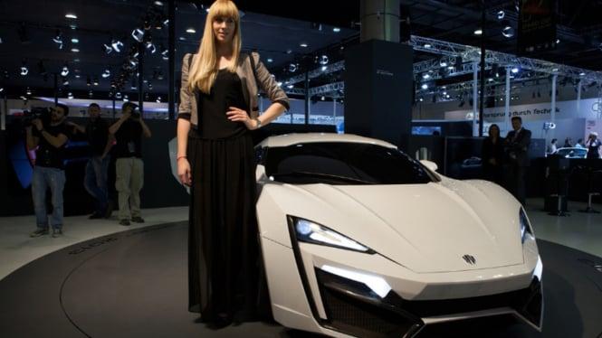 qatar motor show 2013