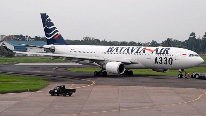 Batavia Air Pailit