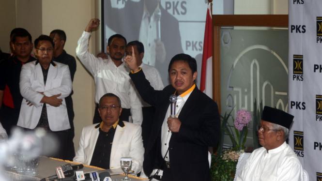 Anis Matta Gantikan Luthfi Hasan Ishaaq Sebagai Presiden PKS