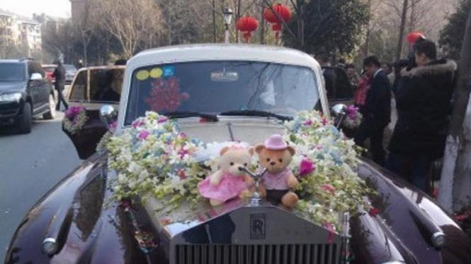 Roll-Royce Phantom Palsu