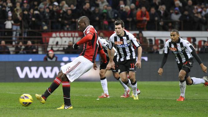 Ac Milan Tundukan Udinese