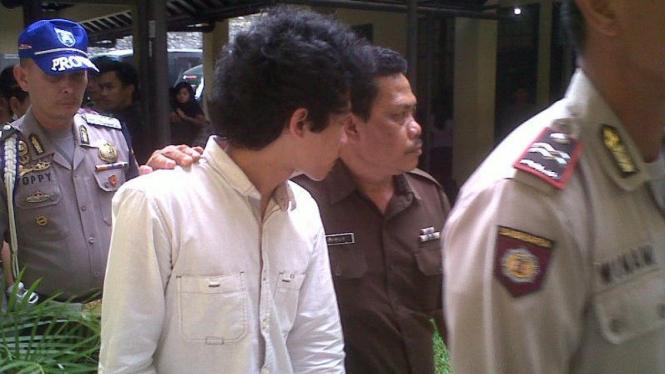 Diki, anak Pembantu Rektor Universitas Muhammadiyah