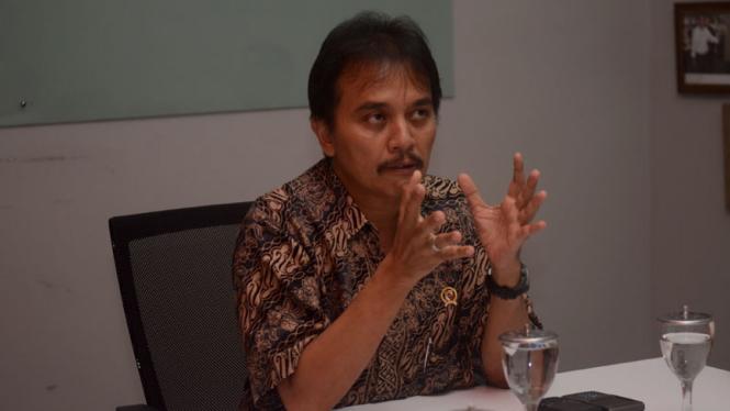Wakil Ketua Umum Partai Demokrat Roy Suryo