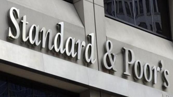 Kantor lembaga pemeringkat kredit Standard & Poor's