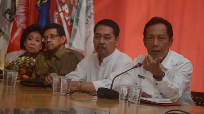Ketua Umum PKPI, Sutiyoso