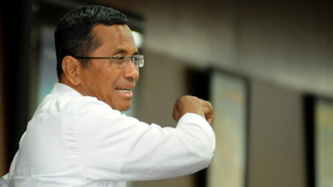 Dahlan Iskan, Mantan Menteri Badan Usaha Milik Negara.