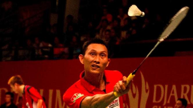 Pebulutangkis Indonesia, Sony Dwi Kuncoro