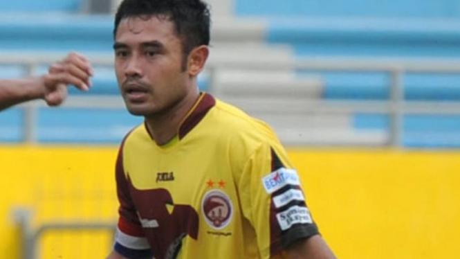 Kapten Sriwijaya FC, Ponaryo Astaman