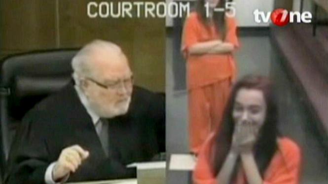 Dianggap Menghina Pengadilan, Hakim Tambah Hukuman 2 Kali