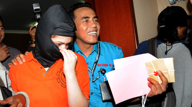 WNA Terlibat Human Trafficking