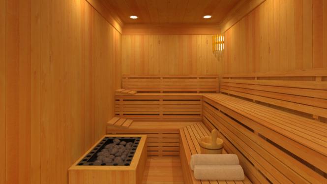 Sauna/Ilustrasi
