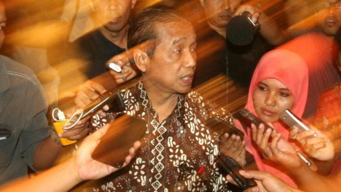 Ketua Pimpinan Pusat Muhammadiyah bidang Hukum, HAM dan Kebijakan Publik, Busyro Muqoddas.