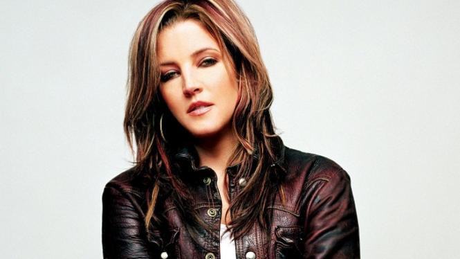 Lisa Mareie Presley