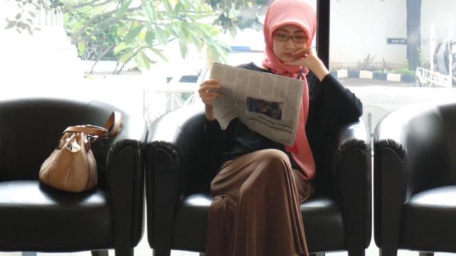 Dipta Anindita, Saksi Kasus Simulator SIM
