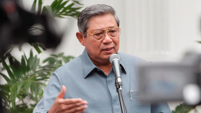 Presiden SBY mengomentari mundurnya Edhie Baskoro Yudhoyono
