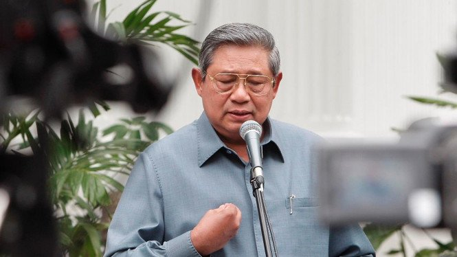 Mantan Presiden SBY.