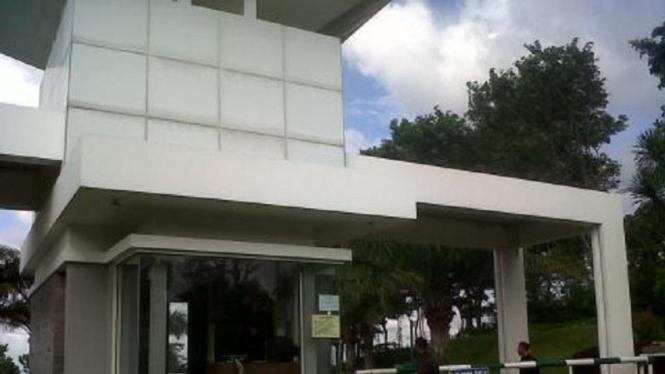 Perumahan Graha Candi Golf, lokasi rumah Djoko Susilo yang disita KPK
