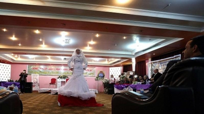 Irak Gelar Festival Kecantikan