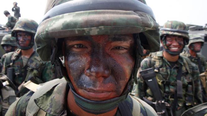 Latihan Militer Tahunan Gold Cobra 2013
