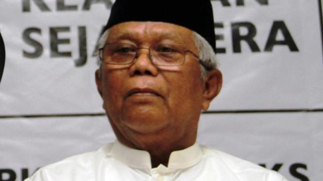 Ketua Majelis Syuro PKS, Hilmi Aminuddin
