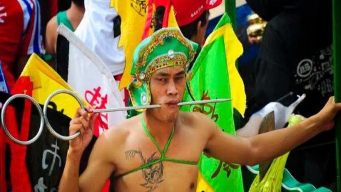 Festival Tatung di Singkawang