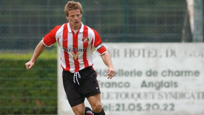 Mantan pemain Sunderland, Stefan Schwarz