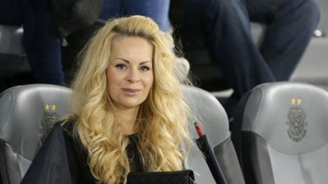 Kekasih Zlatan Ibrahimovic, Helena Seger