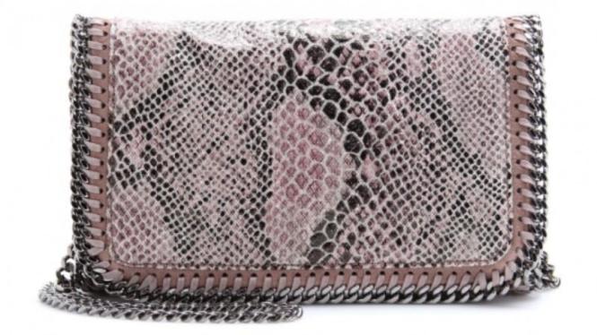 tas kulit ular