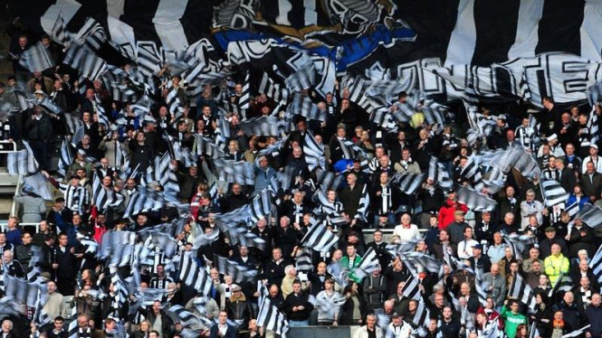 Fans Newcastle United
