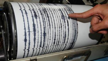 Seismograf, alat pendeteksi gempa. (Foto Ilustrasi).