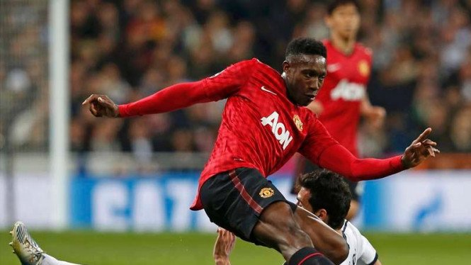 Striker Manchester United, Danny Welbeck