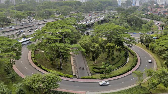 Ruang Terbuka Hijau Jakarta