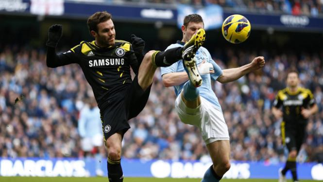 Manc City VS Chelsea