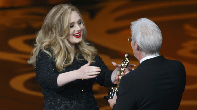 Adele di Academy Awards