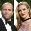 Jason Statham dan Rosie Huntington Whiteley