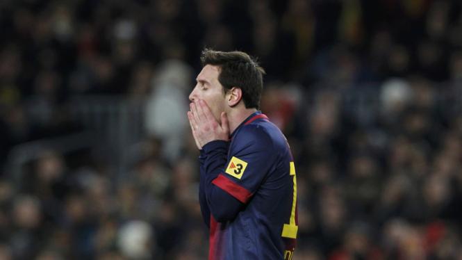 Copa Del Rey - Barcelona VS Real Madrid