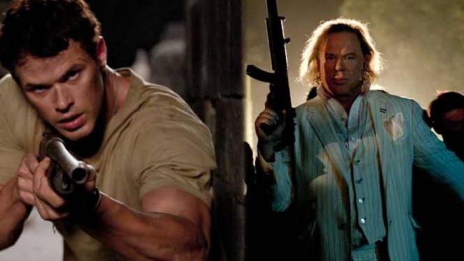 Salah satu adegan dalam film Java Heat