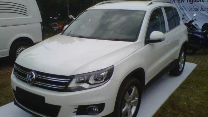 VW New Tiguan TSI