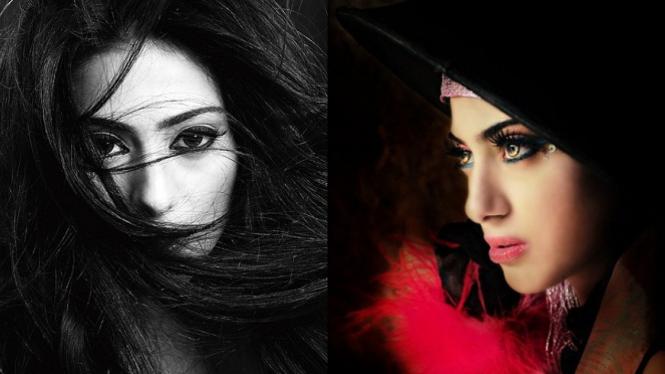 Shaila Sabt, model dari Bahrain