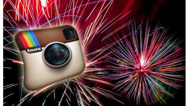 Aplikasi berbagi foto Instagram
