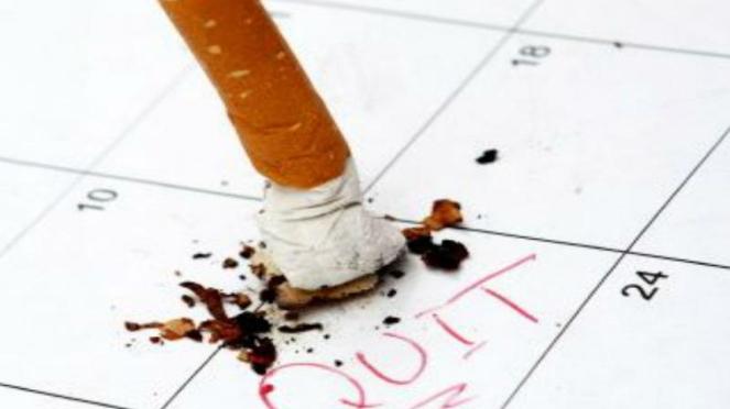 Berhenti merokok bukan perkara mudah.