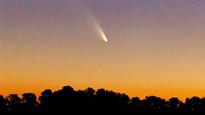 komet pan starr